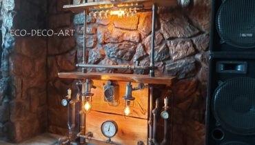 lampa steampunk producent