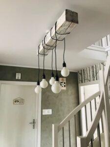 lampa rustykalna sufitowa poznań